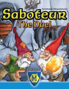 Saboteur Duel - for rent