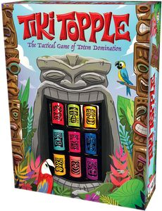 Tiki Topple - for rent