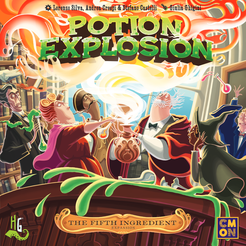 Potoin Explosion: THe 5th Ingredients - for rent