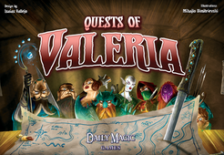 Quests of Valeria - for rent