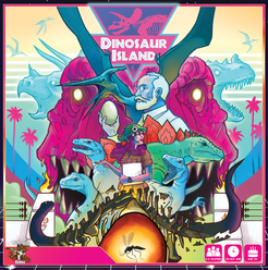 Dinosaur Island - for rent