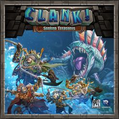 Clank: Sunken Treasure expansion - for rent