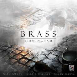 Brass: Birmingham - for rent