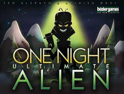 One Night Ultimate Alien - for rent