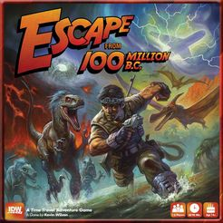Escape from 100 Million BC - for rent