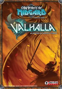 Champions of Midgard expansion Valhalla - for rent - Click Image to Close