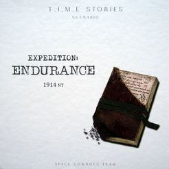 Time Stories: Expedition Endurance expansion - for rent