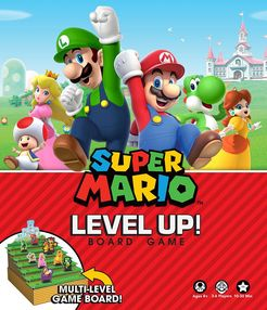 Level Up: Super Mario - for rent