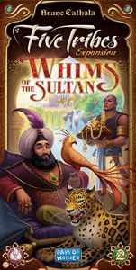 Five Tribes: Whims of the Sultan expansion - for rent