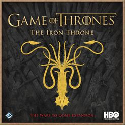 Game of Thrones: The Iron Throne-The wars to Come Exp - for rent