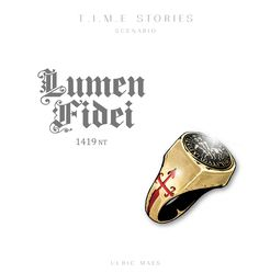 Time Stories expansion: Lumen Fidel - rent