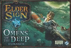 Elder Sign: Omens of the Deep expansion - for rent - Click Image to Close