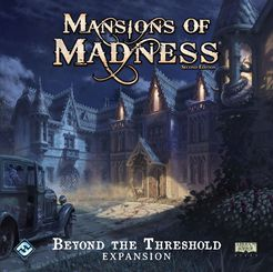 Mansions of Madness: Beyond the Treshold expansion - for rent