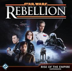 Star Wars Rebellion: Rise of the Empire TBC - for rent