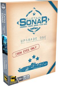 Captain Sonar expansion: Upgrade One - for rent