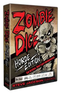 Zombie Dice Horde Edition - for rent