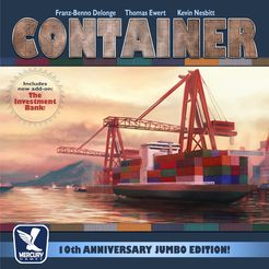 Container 10th Anniversary edition - for rent