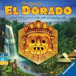 The Quest for El Doraldo - for rent