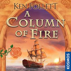 A Column of Fire - for rent - Click Image to Close