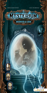 Mysterium Secrets & Lies expansion - for rent