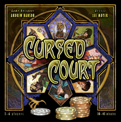 Cursed Court - for rent
