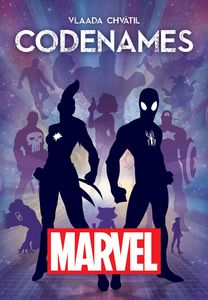 Codenames Marvel - for rent - Click Image to Close