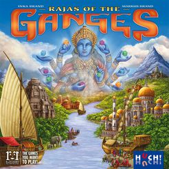 Rajas of the Ganges - for rent