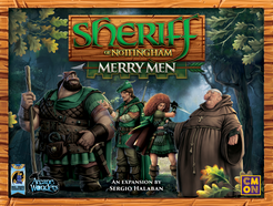 Sheriff of Nottingham:Merry Men expansion - for rent
