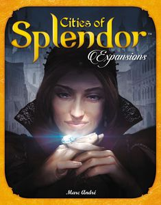 Splendor Cities of Splendor expansion - for rent
