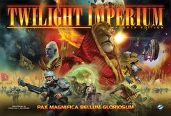 Twilight Imperium 4th Edition - for rent
