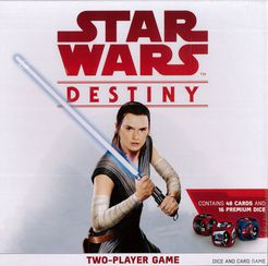 Star Wars Destiny - 2 player game - for rent