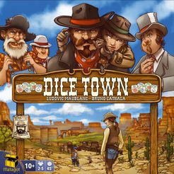 Dice Town (2nd edition) - for rent