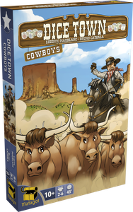 Dice Town : Cowboys expansion - for rent