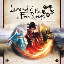 Legend of the five ring card game : The card game - for rent