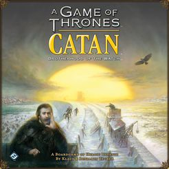 Catan: Game of Thones - Brotherhood of the watch - for rent