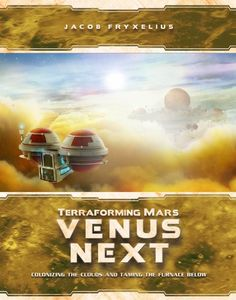 Terraforming Mars - Venus next expansion - for rent