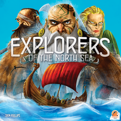 Explorers of th North Sea - for rent