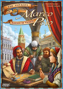 Voyages of Marco Polo: Agents of Venice expansion - for rent