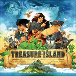 Treasure Island - for rent