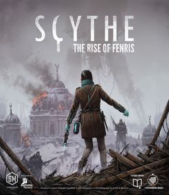 Scythe: The Rise of Fenris expansion - for rent