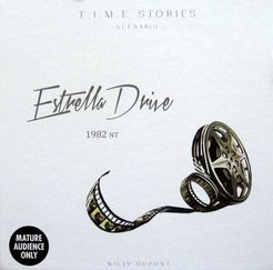 Time Stories expansion: Estrella Drive - for rent