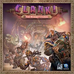 Clank: The Mummy's Curse expansion - for rent