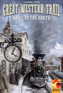Great Western Trail: Rails to the North expansion - for rent