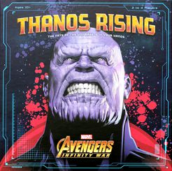 Thanos Rising: Avengers Infinity War - for rent