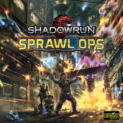 Shadowrun Sprawl Ops - for rent