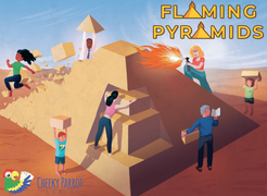 Flaming Pyramids - for rent