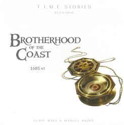 Time StoriesL expansion: Brotherhood of the Coast - for rent