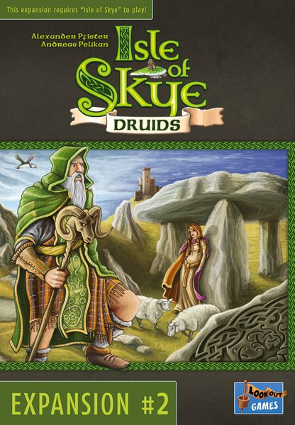 Isle of Skye Druids expansion - for rent