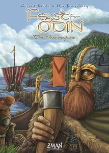 A Feast of Odin: The Norwegians Expansion - for rent