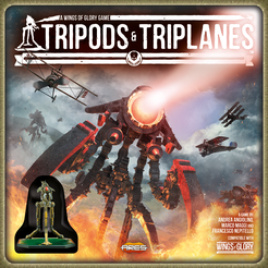 Tripods & Triplanes and Scarab expansion - for rent